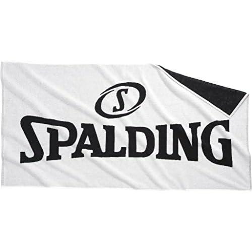 Spalding - Telo Mare, 70x140 cm, Colore: Nero