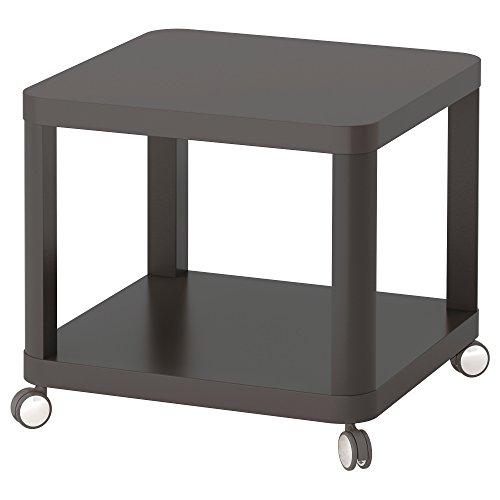 IKEA TINGBY - Beistelltisch auf Rollen Grau