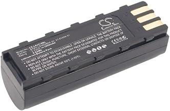 CameronSion - Batería para Motorola MT2000, MT2070, MT2090, 21-62606-01 y KT-BTYMT-01R (2600 mAh)