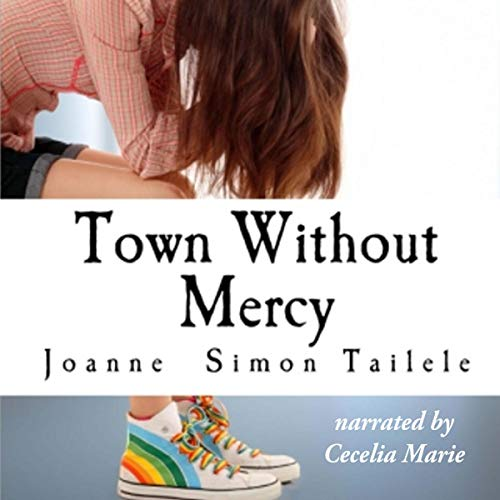 Town Without Mercy audiobook cover art