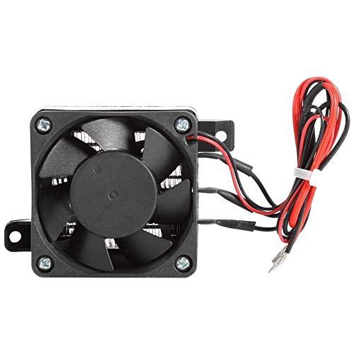 Calentador, incubadora de la calefacción de Espacio pequeño del Calentador del Coche de la Fan del PTC de la Temperatura Constante
