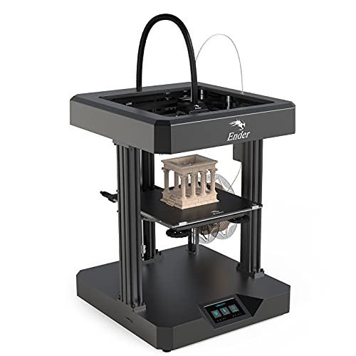 Destinazione Ufficiale Ender-7 Stampante 3D Stampante 3D Stampa Ad Alta velocità 250mm   S Ugello Personalizzato per Ampio Pool di Fusione del Doppio Estrusore in Metallo Doppio Estrusore