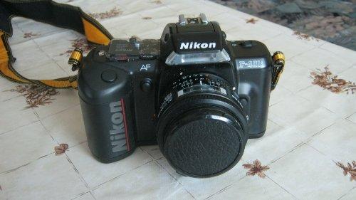 Nikon F-401s F-401 s F401s Gehäuse Body SLR-Kamera OVP