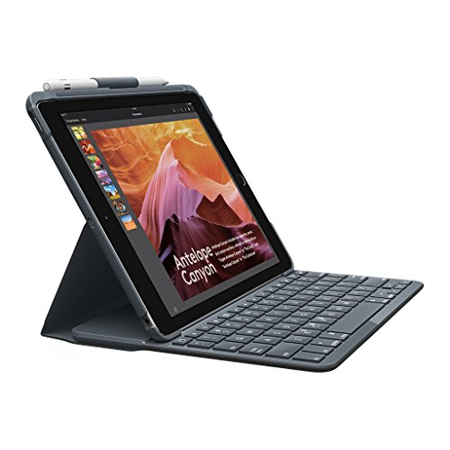 Logicool(ロジクール)『SLIM FOLIO FOR iPad(iK1053BK)』