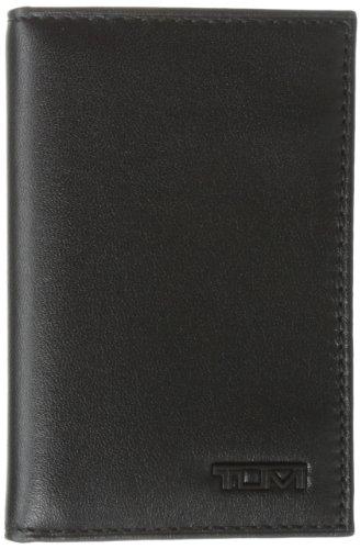 Tumi Delta Multi Window Card Case Black Black 0118674