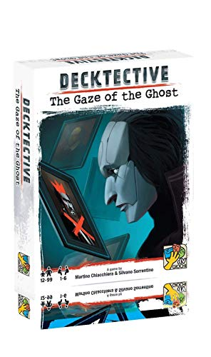 dV Giochi Decktective: The Gaze of The Ghost Game - English