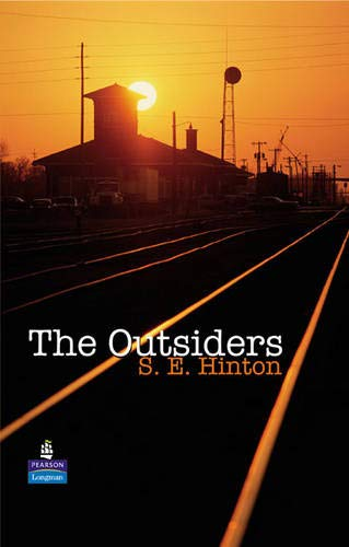 The Outsiders Hardcover educational edition (NEW LONGMAN LITERATURE 11-14)