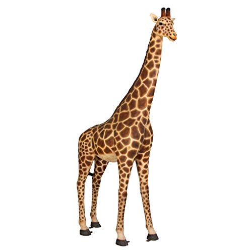 life-size giraffe statue for sale