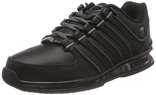 K-Swiss Herren Rinzler Sneaker, BLK/SMOKEDPEARL/CAMO, 43 EU