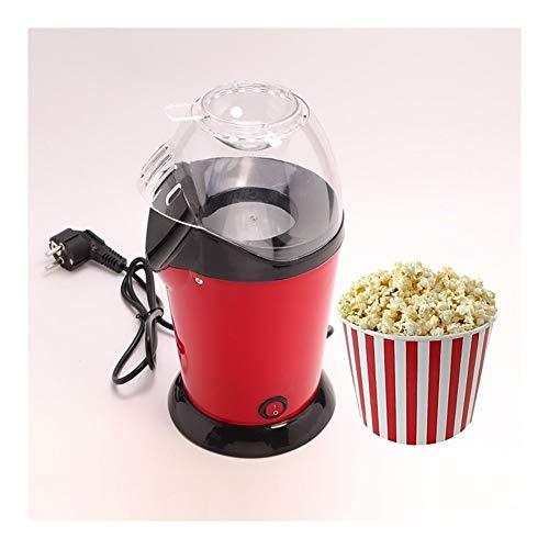 Fantastic Deal! HJAZ Household Popcorn Makers Hot Air Corn Popper Suitable for DIY Electric Popcorn ...