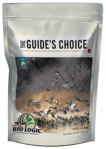 Best duck food plot mix for 2020