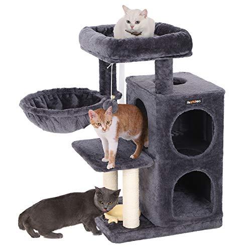 Best SONGMICS Cat Tree for Senior Cats