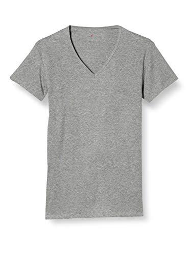 グンゼ GUNZE ワイジー YG シンプルコットンVネックTシャツ メンズ