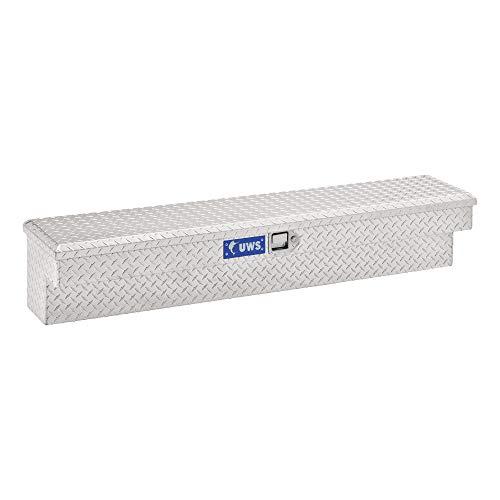 UWS EC30071 36-Inch Heavy-Wall Aluminum Truck Side Tool Box, RigidCore Lid