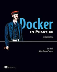 Image of Docker in Practice by Ian. Brand catalog list of Manning Publications.