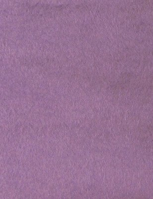 Organic Cotton Fleece Fabric - 12 Ounce - Lavender - by The Yard