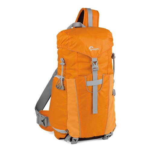 Lowepro Photo Sport Sling 100 orange, LP36352 (Capacity: D-SLR w/lens + accessories + personal items. Size (int.): 16x8x21cm)