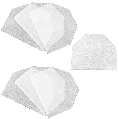 TERA PUMP 7PK Replacement Filters for Cooking Oil Filter Pump