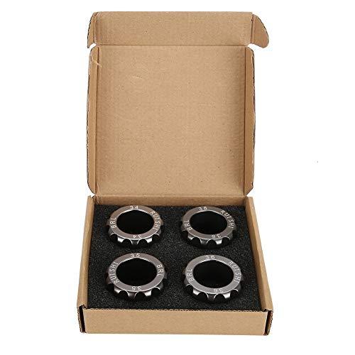 lahomie Juego de Herramientas de reparación de Reloj de Caja de Tornillo de 34 mm 35 mm 36 mm de 38 mm 38 mm.