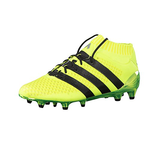 adidas Ace 16.1 Primeknit Kids FG/AG Football Boots - Size 5.5