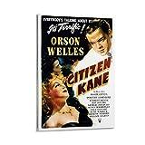 DSGSDG Citizen Kane Poster, dekoratives Gemälde, Leinwand,