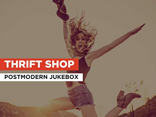Thrift Shop al estilo de Postmodern Jukebox
