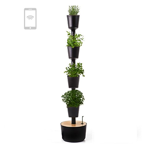 Citysens - Vertikaler Blumentopf mit...
