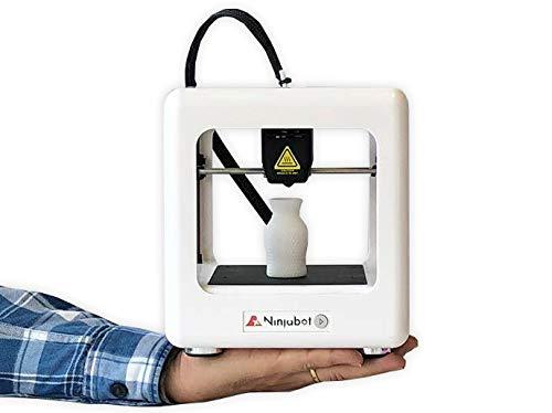 家庭用小型3Dプリンタ ニンジャボット・コペン カバーなし 初心者 学校に サブ機として クッキー型作成に ...