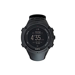 Suunto – Ambit3 Peak Black – Reloj con GPS Integrado, Unisex,