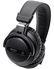 audio-technica DJヘッドホン ブラック ATH-PRO5X BK