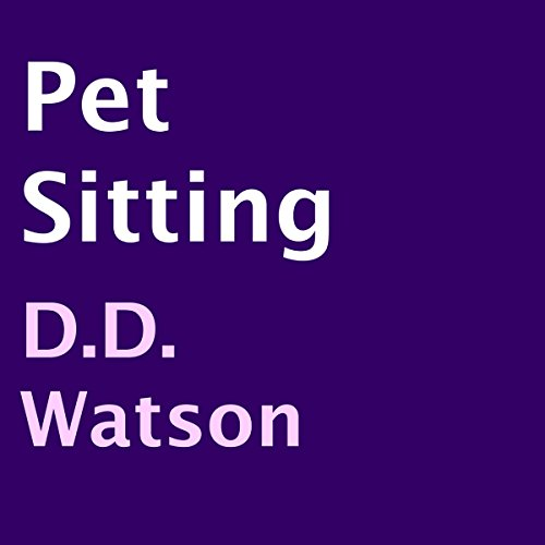 Pet Sitting audiobook cover art