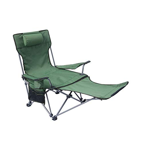 FAGavin Silla plegable portátil ligera y plegable plegable para camping, sillas compactas de picnic para descansar, camping, picnic, jardín, fiesta, pesca al aire libre, viajes