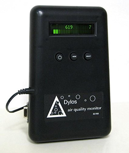 Dylos Laser Particle Counter (DC1100) - with Computer Interface