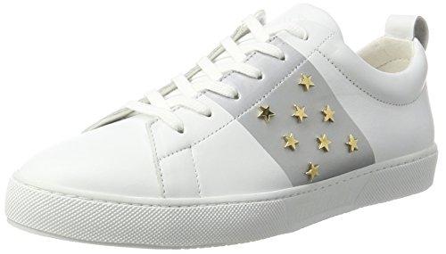 Liebeskind Berlin Damen LH173300-snappa Sneaker, Cloud White, 38 EU