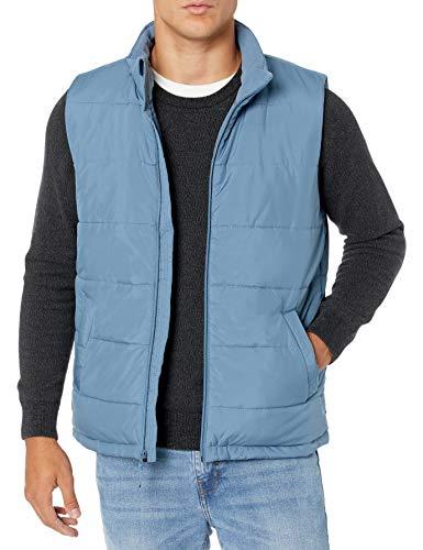 Essentials Mens Mid-Weight Puffer Vest