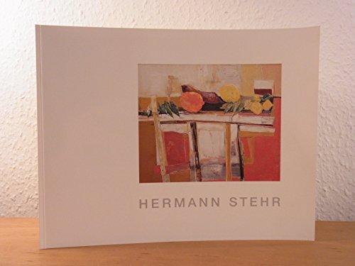 Hermann Stehr. Arbeiten aus Mexiko. Ausstellung Kunstverein Elsmhorn, Landrostei Pinneberg und Brunswiker Pavillon Kiel, November 1995 bis März 1996