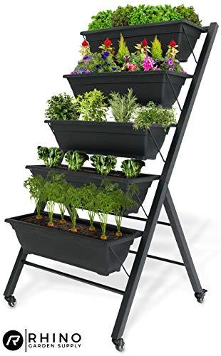 Vertical Raised Garden Bed, Tiered (29
