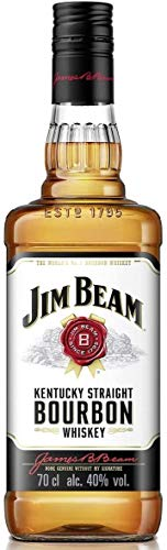 Jim Beam Bourbon Whisky, 700ml