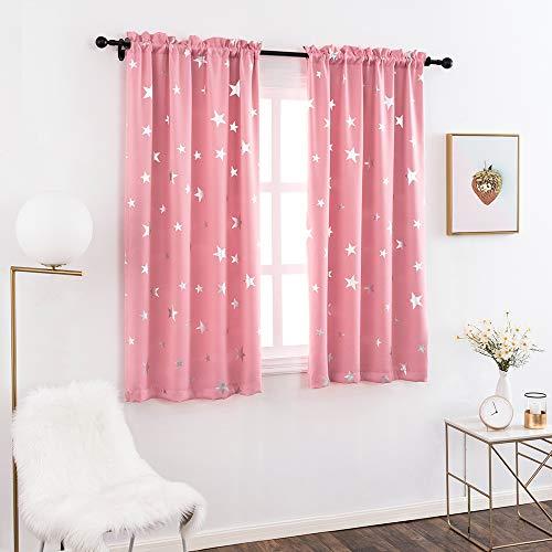 cortinas cortas habitacion niño
