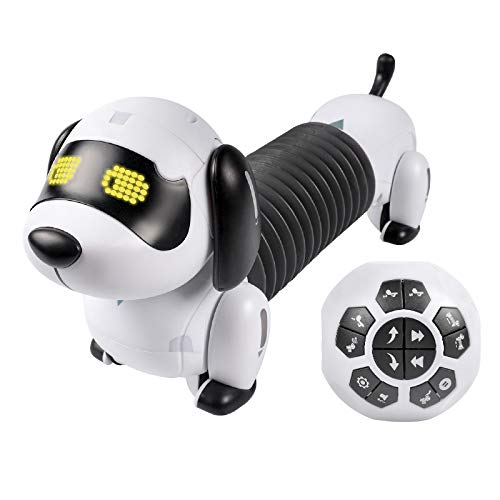 Remote Control Robot Dog ,with Interactive&Smart...