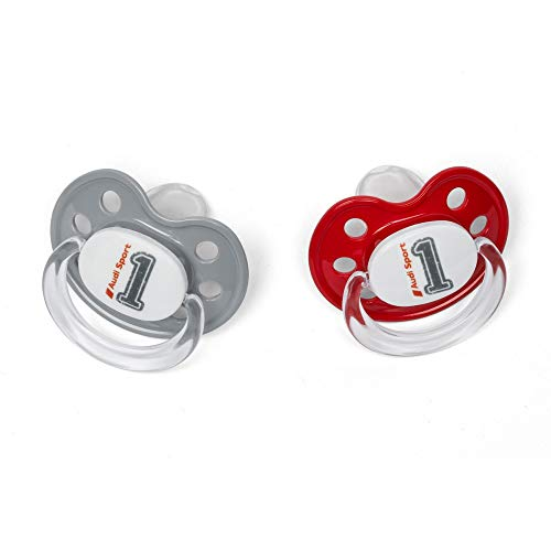 Audi 3201901600 Baby Schnuller Sauger BPA-frei Silikonsauger
