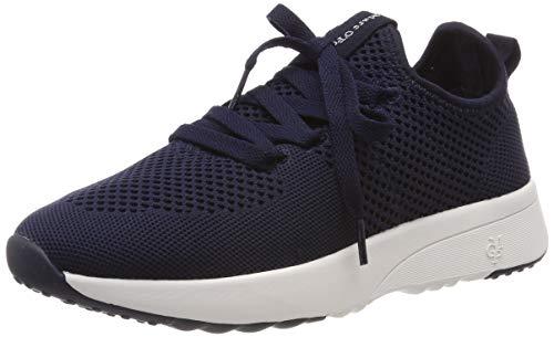 Marc O'Polo Damen Sneaker, Navy 3600, 42 EU