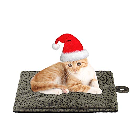MARUNDA Thermal Cat Mat, Warming Pad Cozy Self Heating Cat Pad