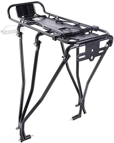 HongTeng-Asiento trasero de bicicleta Tornillo de portabicicletas trasero en el soporte de...