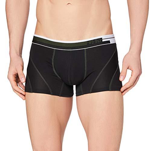Dim Boxer de Sport Homme, Noir (Noir 0hz), Medium (Taille fabricant:3)