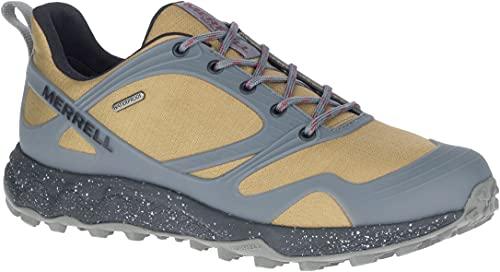 Merrell mens Altalight Waterproof Hiking Shoe, Butternut, 10.5 US