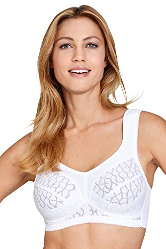 Miss Mary of Sweden Lovely Jacquard Non-Wired Bra