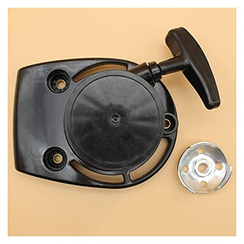 hndfhblshr Mango de polea de arranque fácil de arranque, compatible con H-ONDA GX35 35CC motor de gas de 4 tiempos, cortacésped, accesorios de desbrozadora