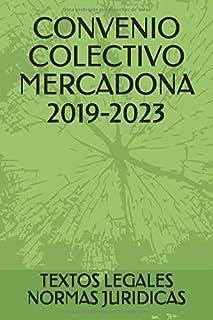 comprar comparacion CONVENIO COLECTIVO MERCADONA 2019-2023