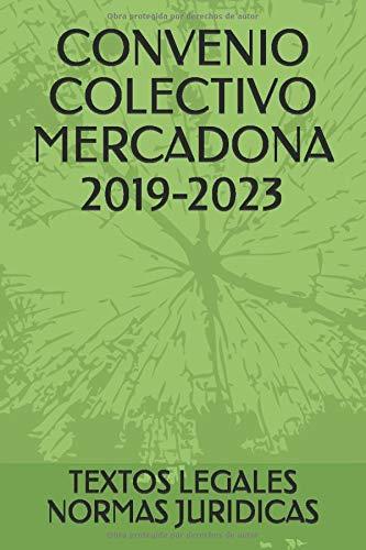 CONVENIO COLECTIVO MERCADONA 2019-2023